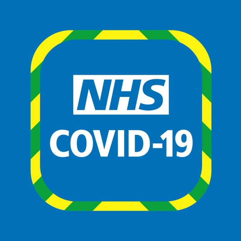 NHS COVID logo